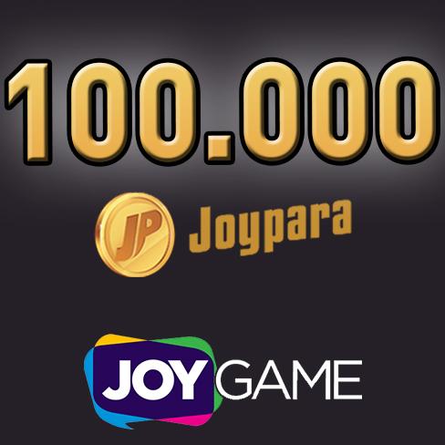100.000 Joypara+