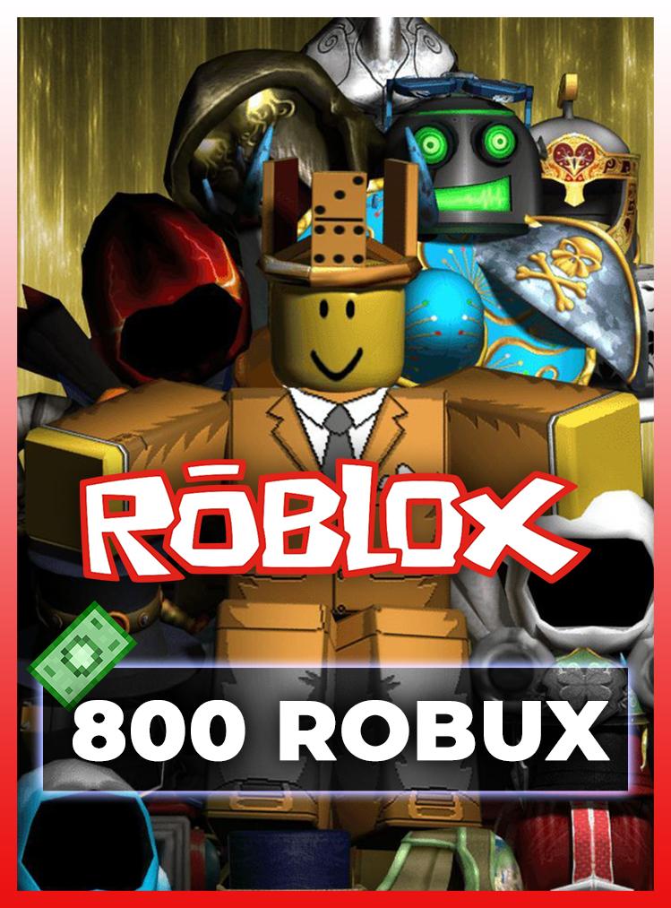 ROBLOX 10 USD GİFT CARD  (800 ROBLOX)
