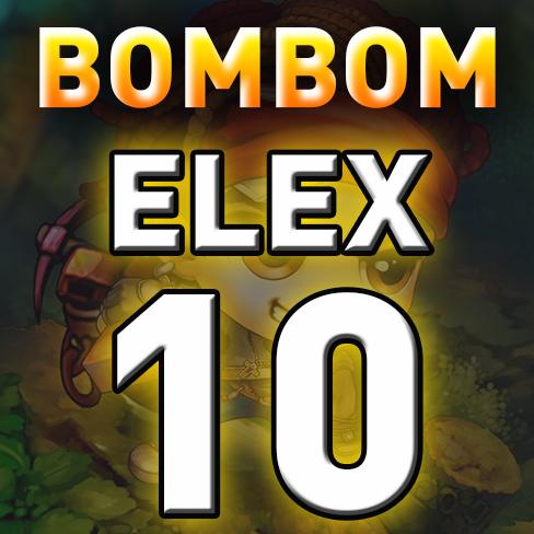 Bombom Elex-10 TRY
