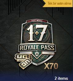Royale Pass 17. sezon