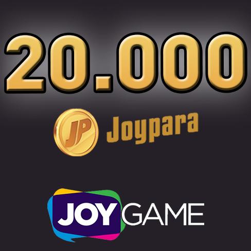 20.000 Joypara+