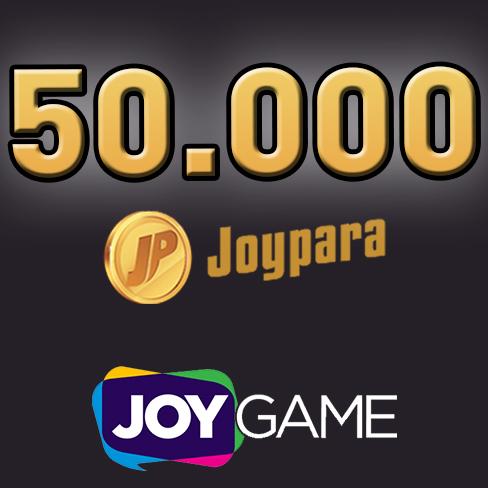50.000 Joypara+